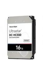 """HDD WD Original SAS 3.0 16Tb 0F38357 WUH721816AL5204 Ultrastar DC HC550 (7200rpm) 512Mb 3.5"""""""
