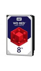 "Жесткий диск WD Original SATA-III 8Tb WD80EFAX NAS Red (5400rpm) 256Mb 3.5"""