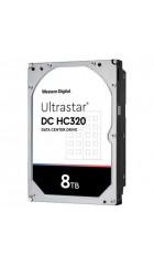 """Жесткий диск WD SATA-III 8Tb 0B36404 HUS728T8TALE6L4 Ultrastar DC HC320 (7200rpm) 256Mb 3.5"""""""