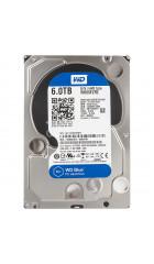 """HDD 3.5"""" 6.0TB 5400rpm SATA3 64MB WD Blue (WD60EZRZ)"""