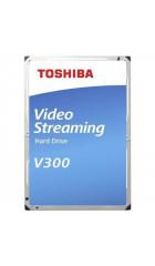 "HHD Toshiba Sata3 1Tb HDWU110UZSVA Video Streaming V300 (5700rpm) 64Mb 3.5"""