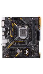 MB s1151-2 ASUS TUF B360M-E GAMING, mATX, Intel B360, 2xDDR4, 1xPCI-E3.0x16/2xPCI-E3.0x1, HDA Realtek ALC887, 6xSATA3/1xM.2, GLAN I219V, 4xUSB3.1/2xUSB2, DVI-D/HDMI, 2xPS/2