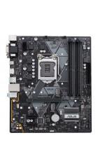 MB s1151-2 ASUS PRIME B360M-A, mATX, Intel B360, 2xDDR4, 1xPCI-E3.0x16/2xPCI-E3.0x1, HDA Realtek ALC887, 6xSATA3/2xM.2, GLAN RTL8111H, 1xUSB3.1(Type-C)/2xUSB3.1/2xUSB2, DVI-D/D-SUB/HDMI, 2xPS/2