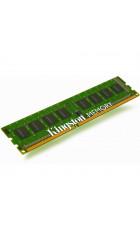 RAM 4GB DDR3-1600 PC3-12800 Kingston ValueRAM, CL11, 1.5V, Single Rank (1Rx8 512M), высота 30 мм, retail (KVR16N11S8H/4)