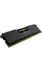 RAM 16GB DDR4-2400 PC4-19200 Corsair Vengeance LPX Black, CL14 (14-16-16-31), 1.2V, XMP, retail (CMK16GX4M1A2400C14)