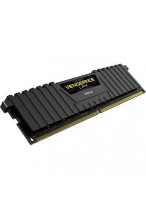 RAM 16GB DDR4-2400 PC4-19200 Corsair Vengeance LPX Black, CL14 (14-16-16-31), 1.2V, XMP, retail (CMK16GX4M1A2400C14)
