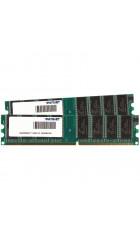 RAM 4GB (2x2GB) DDR2-800 PC2-6400 Patriot SignatureLine, CL6, 1.8V, retail (PSD24G800K)
