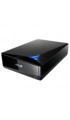 Привод Blu-Ray RE Asus BW-16D1H-U PRO/BLK/G/AS черный USB3.0 внешний RTL