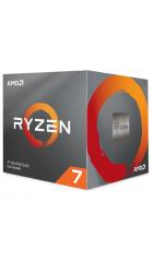 APU sAM4 AMD Ryzen 7 3700X Box Wraith Prism cooler (100-100000071BOX) (3.6-4.4GHz, Matisse, 8C/16T, L2: 4MB, L3: 32MB, 7nm, 65W, DDR4-3200, unlocked)