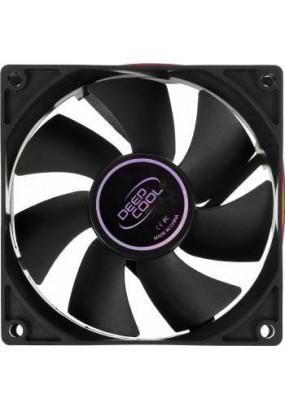 Вентилятор 90 мм Deepcool XFAN 90 (BULK), 3-pin+molex, Ф90х24mm, 1000rpm, 21dBA, 25.62 CFM, HDB (hydro dynamic bearing), 84 гр.