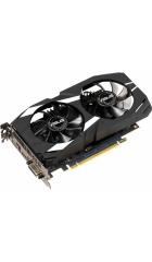 VGA ASUS GeForce GTX1650 Dual 4GB 128bit GDDR5 (1485-1695/8002) DVI-D/1xHDMI 2.0/1xDP (DUAL-GTX1650-4G) (90YV0CV3-M0NA000)