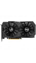 VGA ASUS GeForce GTX1650 ROG STRIX DirectCU II OC Aura 4GB 128bit GDDR5 (1485-1860/8002) 2xHDMI 2.0/2xDP (ROG-STRIX-GTX1650-O4G-GAMING) (90YV0CX1-M0NA00)