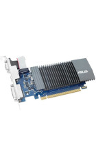 VGA ASUS GeForce GT710 Silent 2GB 64bit GDDR5 (954/5012) D-SUB/DVI-D/HDMI (GT710-SL-2GD5)