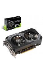 VGA ASUS GeForce RTX2060 TUF Gaming 6GB 192bit GDDR6 (1365-1740/14000) 2xHDMI-2.0b/1xDP-1.4/1xDVI-D (TUF-RTX2060-O6G-GAMING)