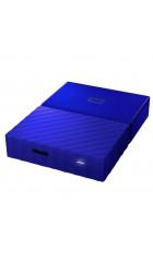 Внешний HDD 4Tb Western Digital My Passport Blue (WDBPKJ0040BBL-WESN)
