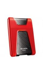 "Внешний HDD A-Data USB 3.0 1Tb AHD650-1TU31-CRD HD650 DashDrive Durable 2.5"" красный"
