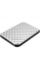 "Внешний HDD 4TB Verbatim Store 'n' Go Style Gen2 (53224), 2.5"", USB 3.0, Серебристый, Slim"