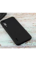Защитный чехол BoraSCO Mate для Xiaomi Mi A3, черный матовый