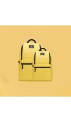 Рюкзак 90Fun QINZHI CHUXING Leisure bag 10L yellow
