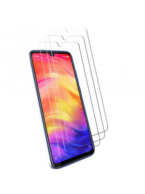 Защитное стекло 0,3 мм для Xiaomi Redmi Note 7 (2019) , тех.пак