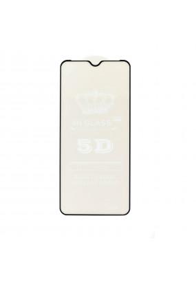 Защитное стекло 2.5D Full Cover+Full Glue для Xiaomi redmi note 8 чёрный тех.пак