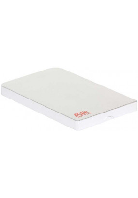 "Корпус для HDD/SSD 2.5"" SATA3 USB3.0 AgeStar 3UB2O1 Silver, алюминиевый, безвинтовой, чехол"