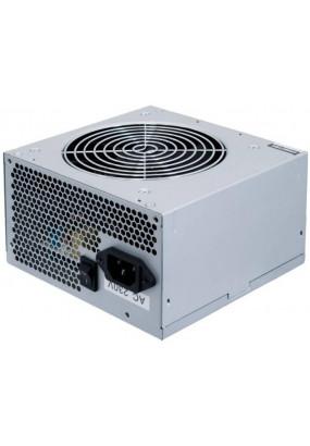 Блок питания CHIEFTEC GPA-500S8, 500W, iARENA, ATX, with ATX 12V 2.3 w/12 cm Fan, 35cm Cable, (PFC, UVP, OVP, SCP, OPP, OCP, OTP, AFC), noise 24db,80+, 3xSATA, 3xMolex, 1xPCIe, 2x +12V 24A, 230V, MTBF >100.000h