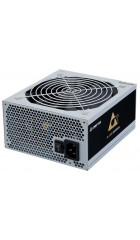 Блок питания CHIEFTEC APS-600SB, Retail, 600W, v.2.3/EPS, 80+ BRONZE, A.PFC, 2x PCI-E (6+2-Pin), 6x SATA, 3x MOLEX, Fan 14cm