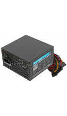 Блок питания AerocooVX PLUS 700, 700W,ATX (24+4+4pin) APFC 120mm fan 4xSATA RTL