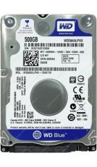 """HDD 2,5"""" 500GB 5400rpm SATA3 16MB WD Blue (WD5000LPCX)"""