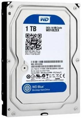 """HDD 3.5"""" 1.0TB 7200rpm SATA3 64MB WD Blue (WD10EZEX)"""