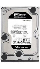 "HDD 3,5"" 500GB 7200rpm SATA3 64MB WD Black (WD5003AZEX) макс. быстродействие для сложных задач"