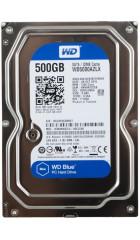 """HDD 3,5"""" 500GB 7200rpm SATA3 32MB WD Blue (WD5000AZLX)"""