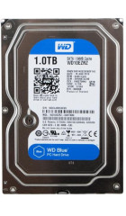 "HDD 3.5"" 1.0TB 5400rpm SATA3 64MB WD Blue (WD10EZRZ) замена старой модели WD10EZRX"
