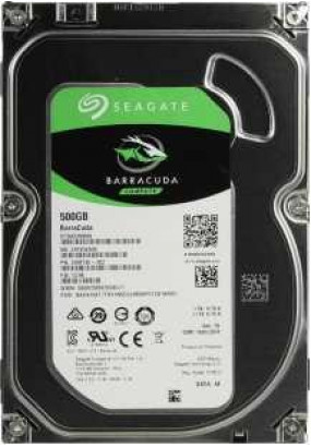 "HDD 3,5"" 500GB 7200rpm SATA3 32MB Seagate BarraCuda (ST500DM009)"