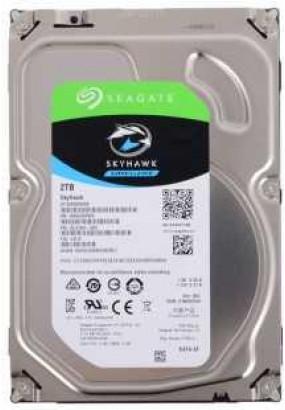 """HDD 3.5"""" 2.0TB 7200rpm SATA3 64MB Seagate SkyHawk (ST2000VX008) 24/7, для систем видеонаблюдения и AV-серверов"""