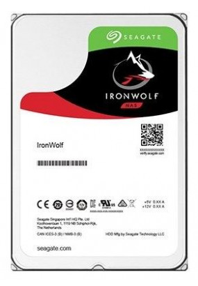 "HDD 3.5"" 4.0TB 5900rpm SATA3 64MB Seagate IronWolf (ST4000VN008) 24/7, для NAS"