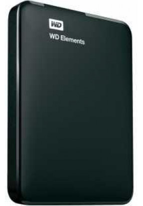 "HDD ext 2.5"" 2.0TB USB3.0 WD Elements Portable, чёрный (WDBU6Y0020BBK-WESN)"
