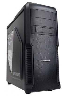 Корпус ZALMAN Z3 Plus (Black) Steel/Plastic, Mid Tower