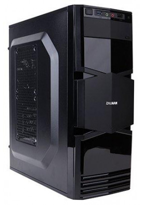 Корпус ZALMAN ZM-T3 (Black) Steel/Plastic, mATX/Mini ITX/Mini Tower