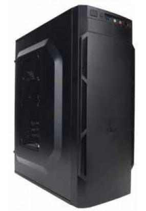 Корпус ZALMAN ZM-T1 Plus (Black) Steel/Plastic, mATX/Mini ITX/Mini Tower, 189x364x428 мм