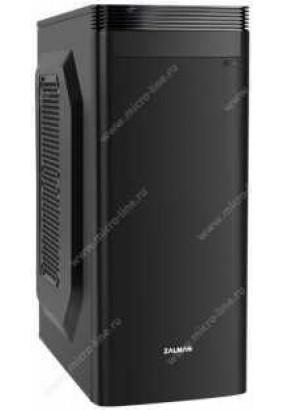 Корпус ZALMAN ZM-T5 (Black) Steel/Plastic, mATX/Mini ITX/Mini Tower, 170x427x348 мм