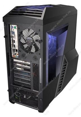 Корпус ZALMAN Z1 NEO, ATX, mATX, Mini-ITX, Midi-Tower, сталь, без блока питания, 3xUSB на лицевой панели, 203x445x464 мм, цвет: черный