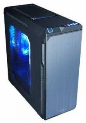 Корпус ZALMAN Z9 NEO,ATX, mATX, Mini-ITX, Midi-Tower, без блока питания, 4xUSB на лицевой панели, 205x482x490 мм, цвет: черный