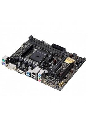 MB sFM2+ ASUS A68HM-K, AMD A68H, 2xDDR3, 1xPCI/1xPCIe x1/1xPCIe x16, 4xSATA3, Gb LAN, ALC887, 2xUSB3.0/2xUSB2.0, D-SUB/DVI, mATX