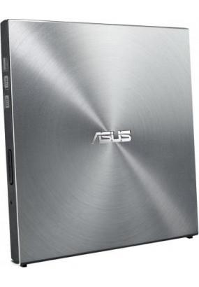 ODD ext DVD±RW ASUS Ultra Drive SDRW-08U5S-U Silver, 12mm, USB2.0, Retail (SDRW-08U5S-U/SIL/G/AS) (90DD0112-M20000) самый тонкий в мире