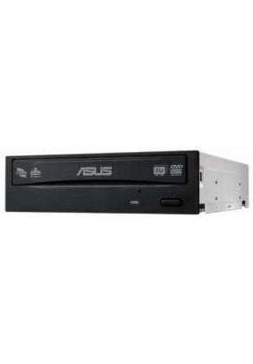 ODD DVD±RW ASUS DRW-24D5MT, Black, SATA, bulk (DRW-24D5MT/BLK/B/AS)