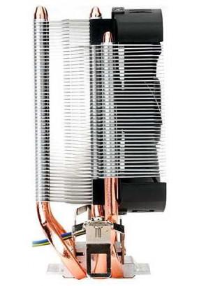 Охладитель Zalman CNPS5X Performa, Multi Sockets, 4pin (PWM), 92x92x25mm, 1400-2800rpm, 20-32 dBA, FDB (fluid dynamic bearing), 320gr