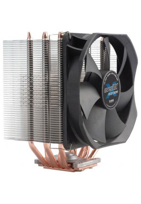 Охладитель Zalman CNPS10X Performa, All Sockets, 4pin (PWM), 120x120x25mm, 900-2000rpm, 17-36 dBA, LLB (long life bearing), 748gr