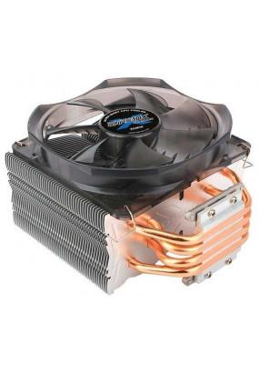 Охладитель Zalman CNPS10X Optima 2011, All Sockets, 4pin PWM, Ф120x25mm, 1000-1700 rpm, 17-28 dBA, FDB (fluid dynamic bearing), 630gr